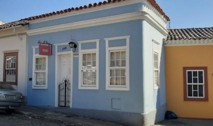 Casa No Largo Da Cruz