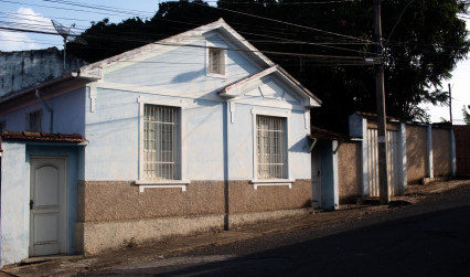 Casa Na Rua Das Flores